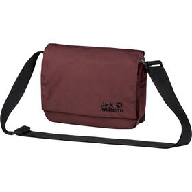 Jack Wolfskin Julie Shoulder Bag Women cordovan red